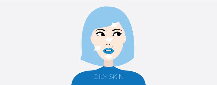 Renaza Skin Type Tissue Test - OILY