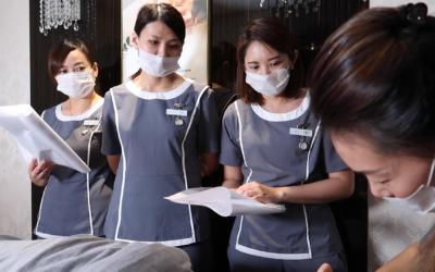 Facial Massage Training