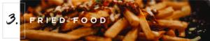 food, skin, skincare, skin tips, junk food