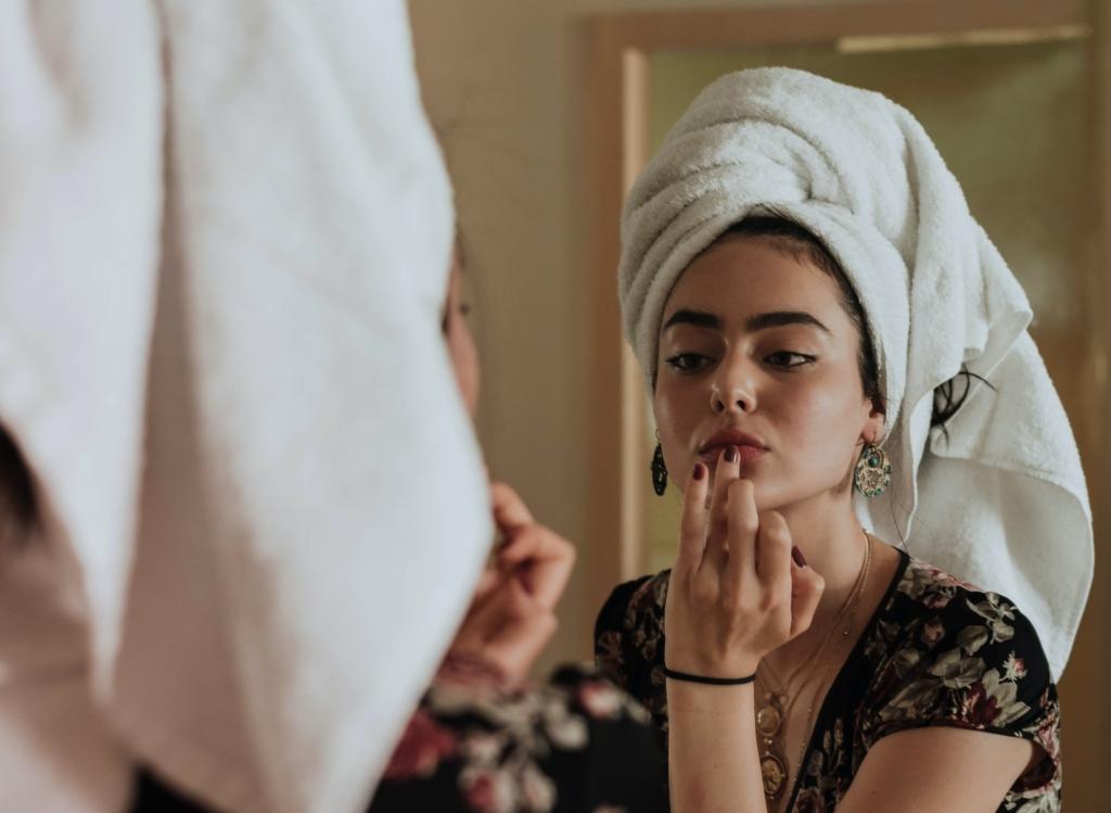 makeup, renaza, work