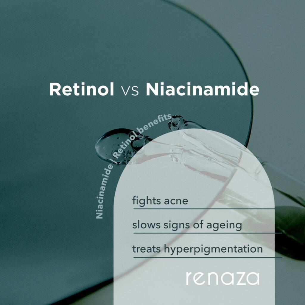 niacinamide, retinol, skincare, skincare tips, skincare ingredients, anti-ageing, ageing skin, beauty