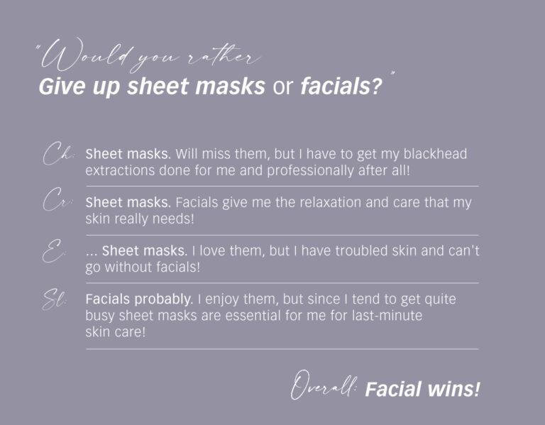 facials, sheet masks, skincare, renaza, skincare products, skincare routine, beauty