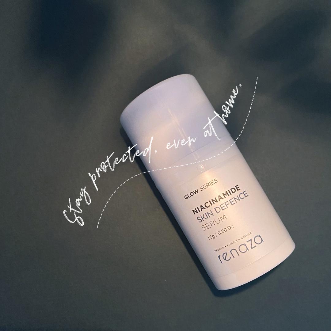 NEW IN - niacinamide skin defence serum21